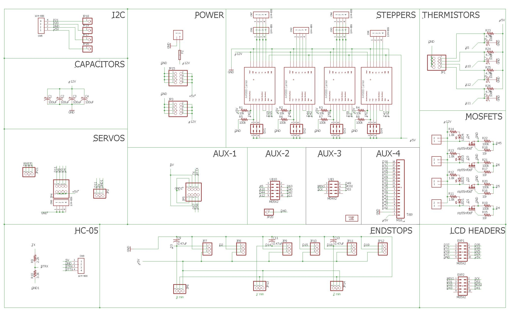 nodemcu motor shield schematic